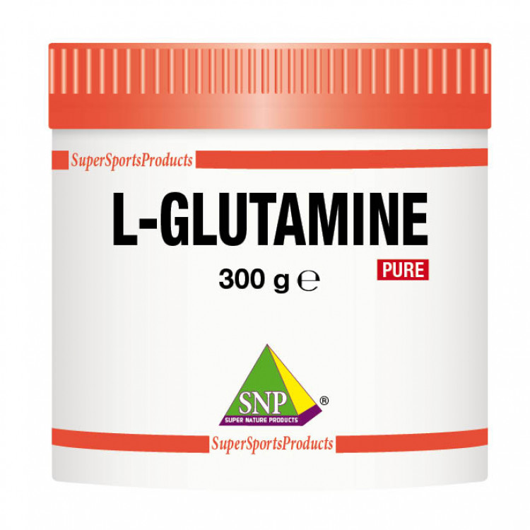 L-Glutamine Supplements - 300 g - Pure (300 g)